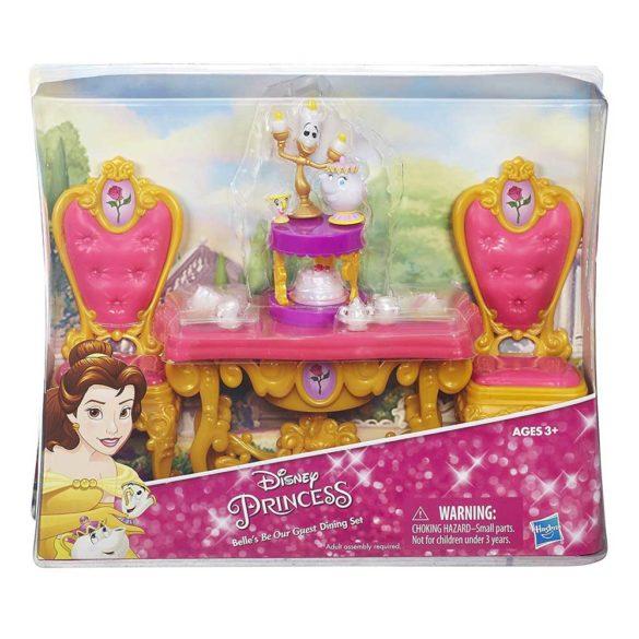 Disney Princess Setul de Masa Invitatia lui Belle 2