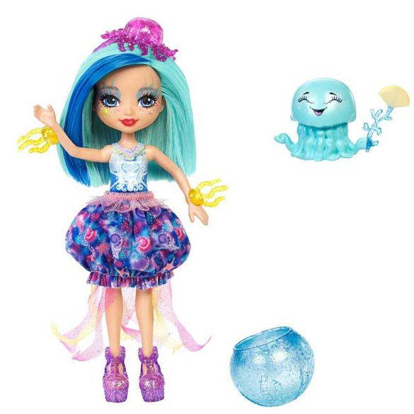 Enchantimals Papusa Jessa Jellyfish Marisa 2