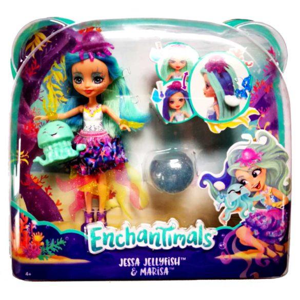 Enchantimals Papusa Jessa Jellyfish Marisa 23