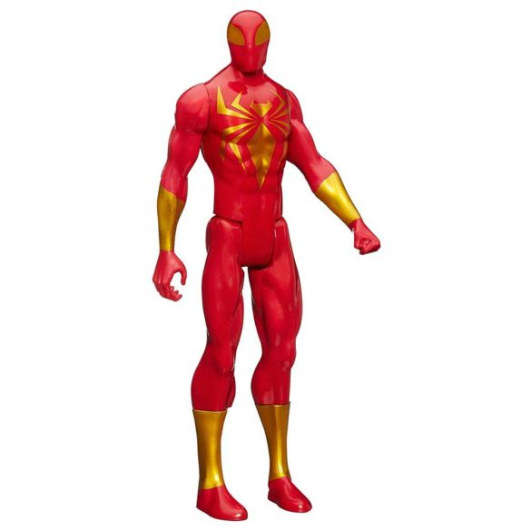 Marvel Titan Hero Series Figurina Iron Spider 1