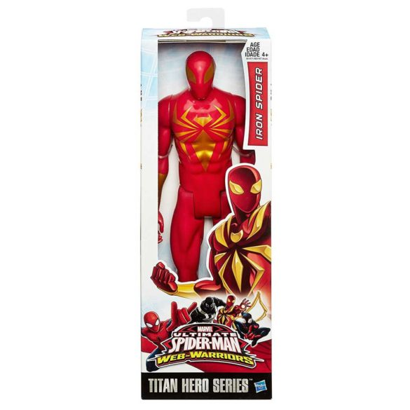 Marvel Titan Hero Series Figurina Iron Spider 2