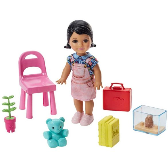 Papusa Barbie si Setul de Joaca Profesoara 2