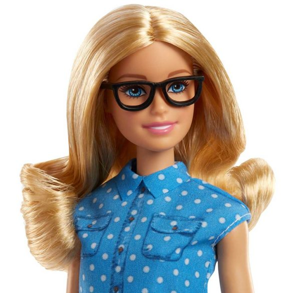 Papusa Barbie si Setul de Joaca Profesoara 4