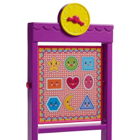 Papusa Barbie si Setul de Joaca Profesoara 6