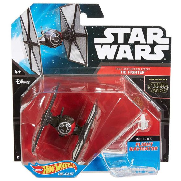 Hot Wheels Star Wars Nava de Lupta TIE Fighter 2