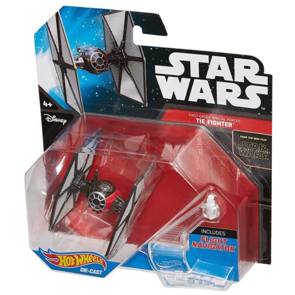 Hot Wheels Star Wars Nava de Lupta TIE Fighter 3