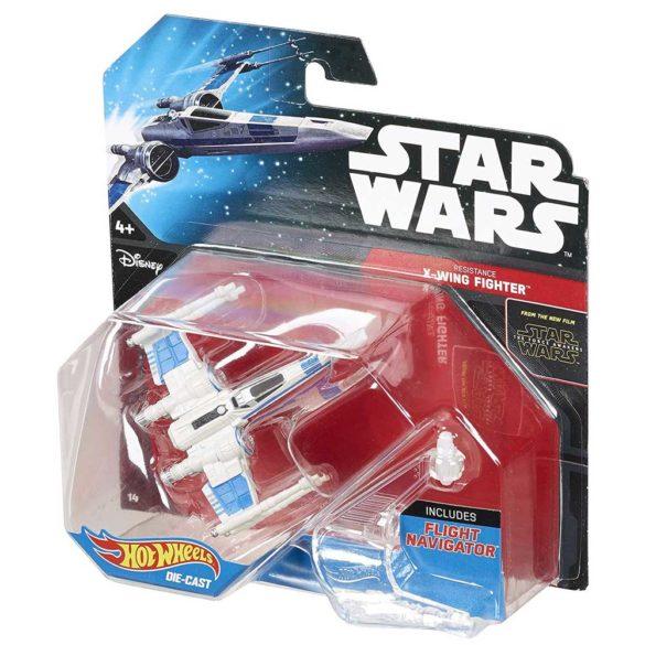 Hot Wheels Star Wars Nava de Lupta X Wing Fighter Albastru 3
