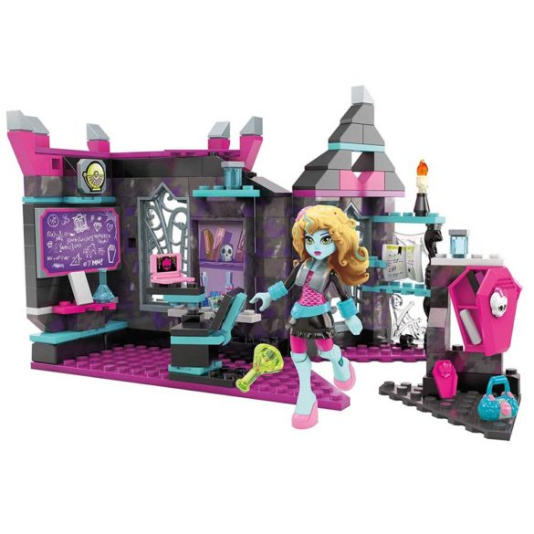 Mega Bloks Monster High Ora de Biologie 1
