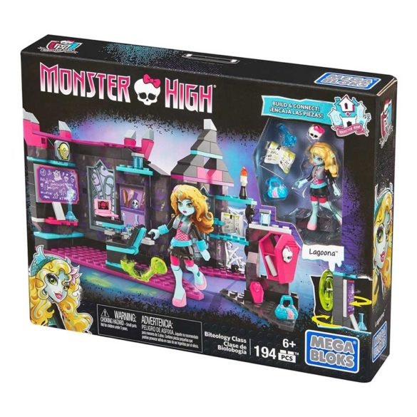 Mega Bloks Monster High Ora de Biologie 10