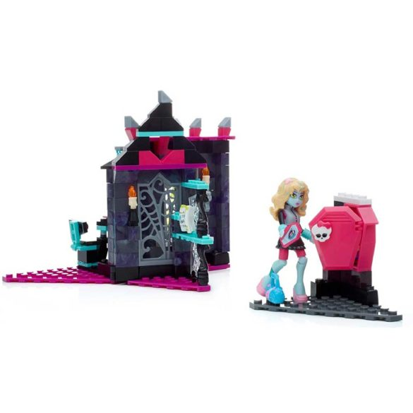 Mega Bloks Monster High Ora de Biologie 2
