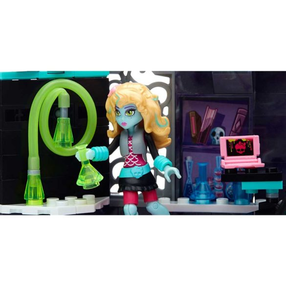 Mega Bloks Monster High Ora de Biologie 4