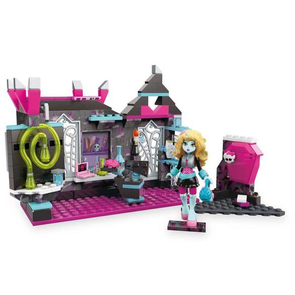 Mega Bloks Monster High Ora de Biologie 5