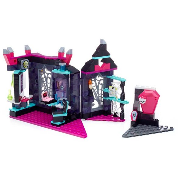 Mega Bloks Monster High Ora de Biologie 7