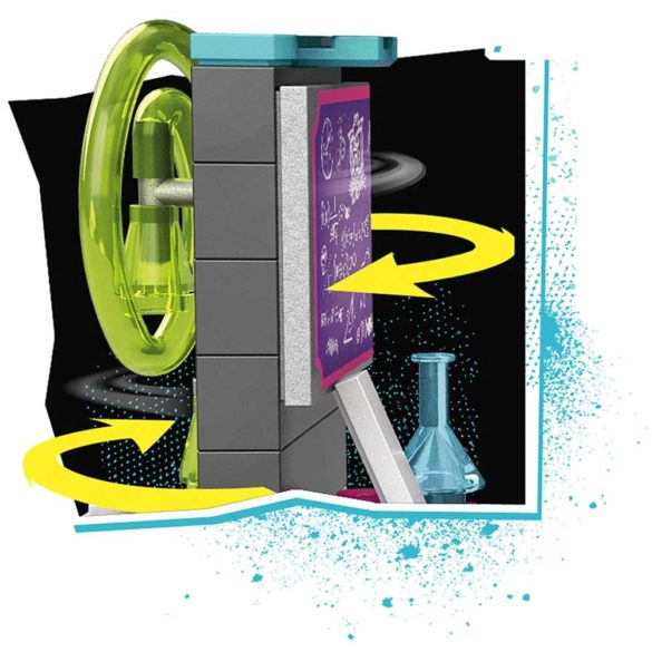 Mega Bloks Monster High Ora de Biologie 8