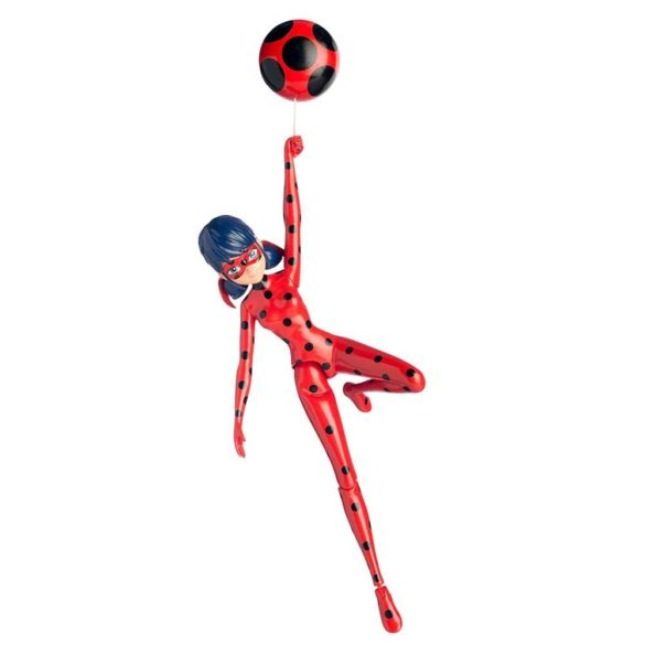 Miraculous Papusa Figurina Jump and Fly Ladybug 1