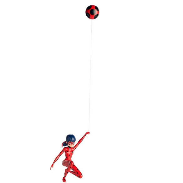 Miraculous Papusa Figurina Jump and Fly Ladybug 3