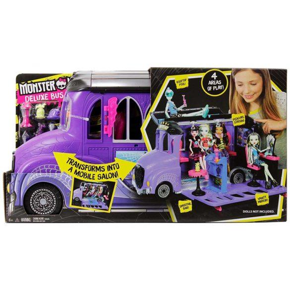 Monster High Autobuzul de Lux 10