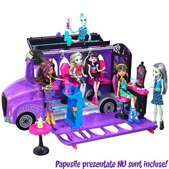 Monster High Autobuzul de Lux 2