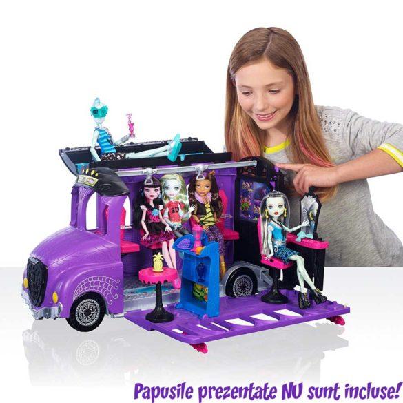 Monster High Autobuzul de Lux 3
