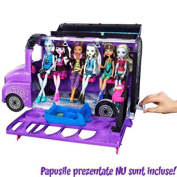 Monster High Autobuzul de Lux 4