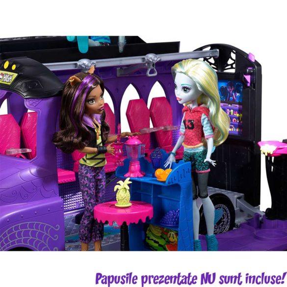 Monster High Autobuzul de Lux 6