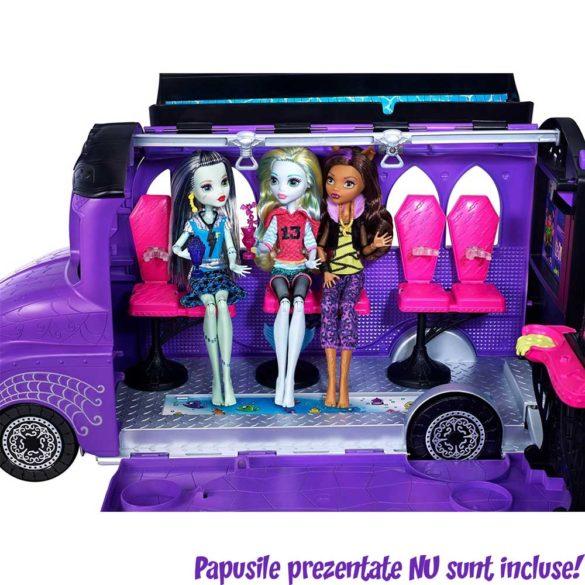 Monster High Autobuzul de Lux 7
