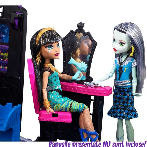 Monster High Autobuzul de Lux 8.
