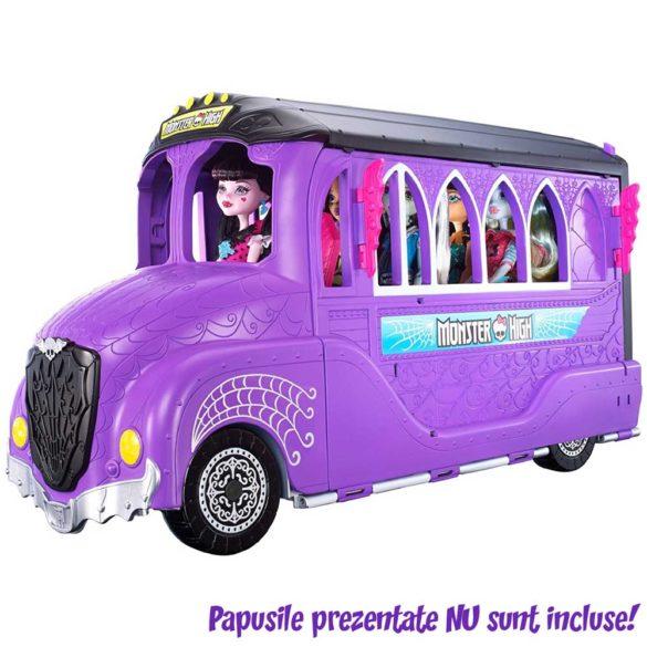 Monster High Autobuzul de Lux 9