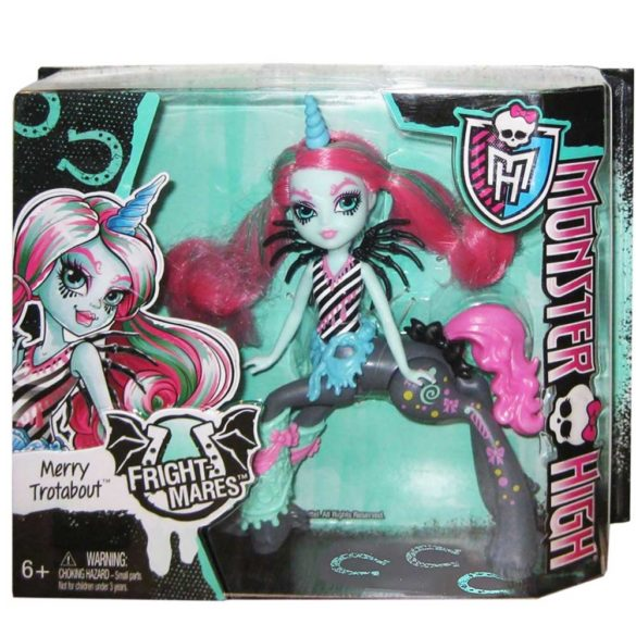 Monster High Fright Mares Papusa Merry Trotabout 4