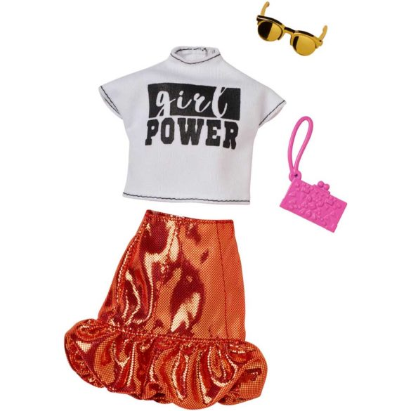 Barbie Hainute Complete Tricoul Girl Power 1