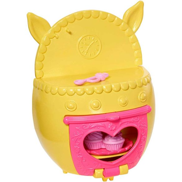 Enchantimals Papusa Petya Pig si Cuptorul Vesel 8