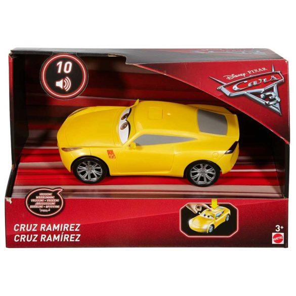 Disney Cars 3 Masinuta cu sunete si lumini Cruz Ramirez 6