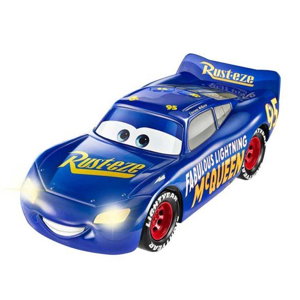 Disney Cars 3 Masinuta cu sunete si lumini Fabulous Lightning McQueen 1