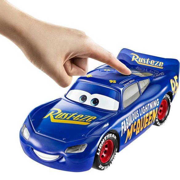 Disney Cars 3 Masinuta cu sunete si lumini Fabulous Lightning McQueen 5