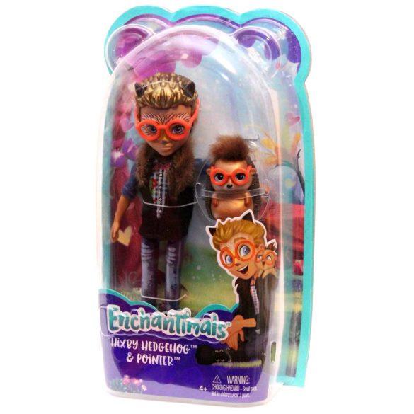Enchantimals Papusa Hixby Hedgehog 8