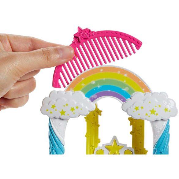 Barbie Dreamtopia Papusa si Leaganul Curcubeu 5