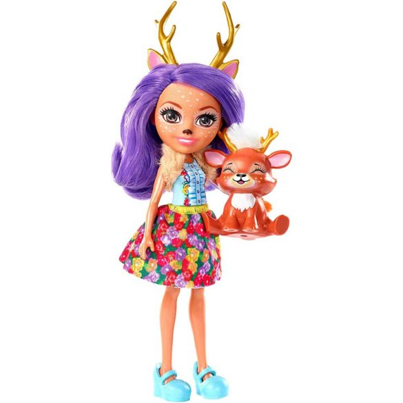 Enchantimals Papusa Danessa Deer FXM75
