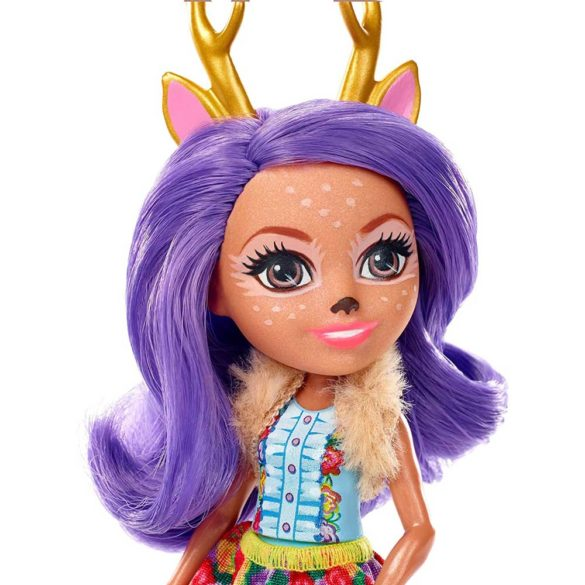 Enchantimals Papusa Danessa Deer FXM75 5