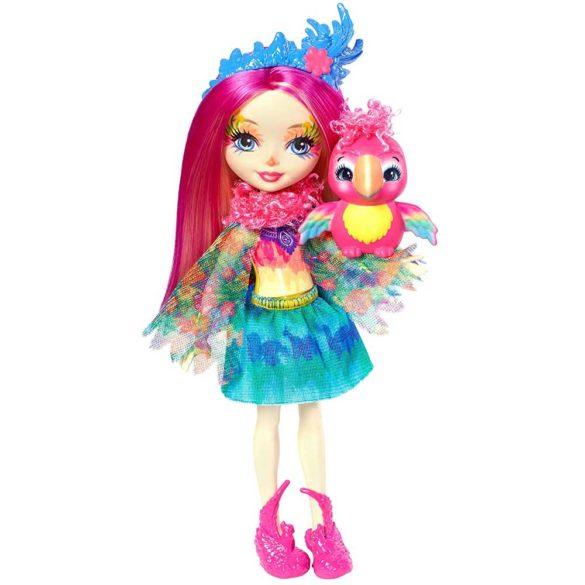 Enchantimals Papusa Peeki Parrot 3