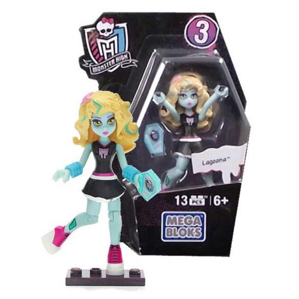 Monster High Mega Bloks Figurina Lagoona