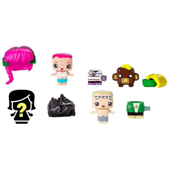 My Mini Mixieqs Set de 4 Figurine Muzica 1