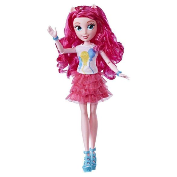 Papusa My Little Pony Equestria Girls Pinkie Pie 1