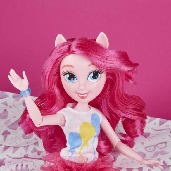 Papusa My Little Pony Equestria Girls Pinkie Pie 3