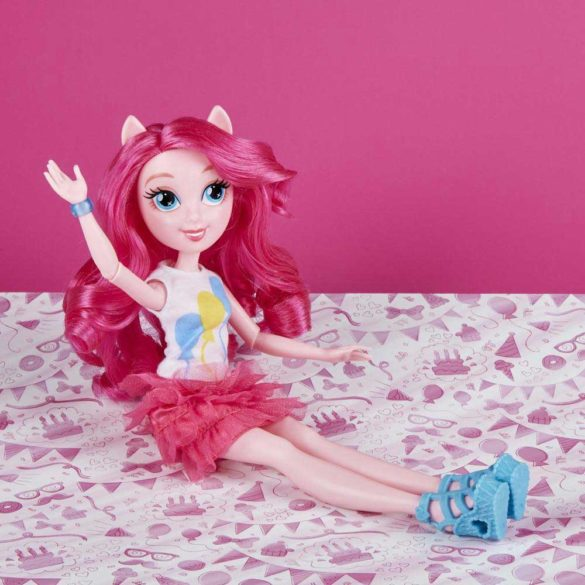 Papusa My Little Pony Equestria Girls Pinkie Pie 6