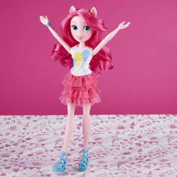 Papusa My Little Pony Equestria Girls Pinkie Pie 7