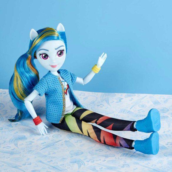 Papusa My Little Pony Equestria Girls Rainbow Dash 2