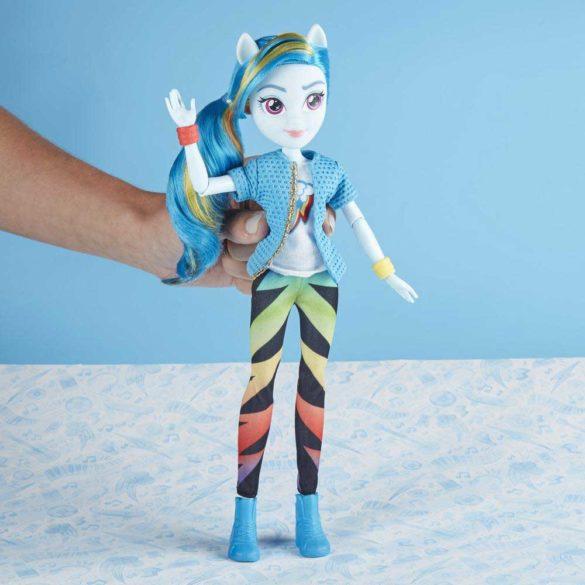 Papusa My Little Pony Equestria Girls Rainbow Dash 3