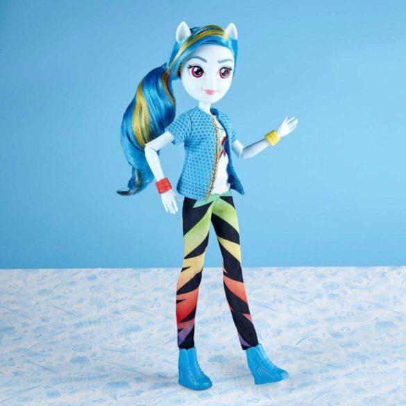 Papusa My Little Pony Equestria Girls Rainbow Dash 5