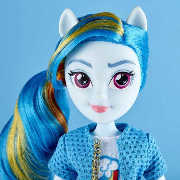 Papusa My Little Pony Equestria Girls Rainbow Dash 6