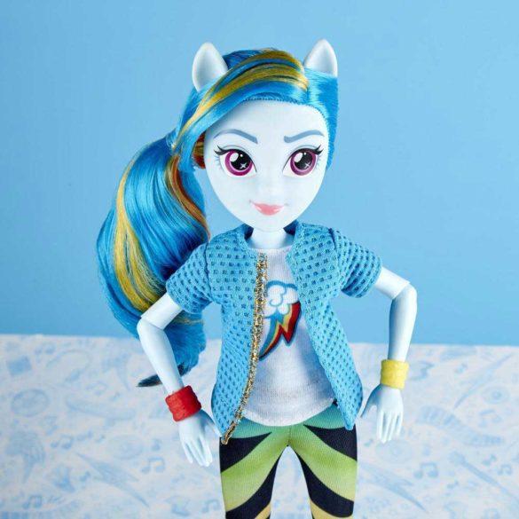 Papusa My Little Pony Equestria Girls Rainbow Dash 8